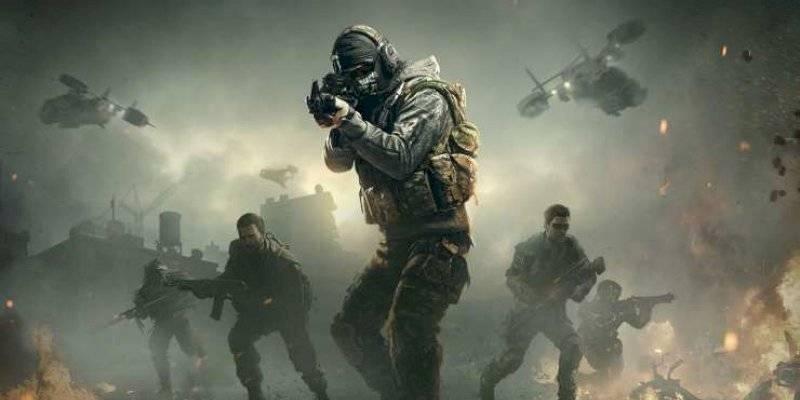 Call of Duty altert nicht, es wächst nur