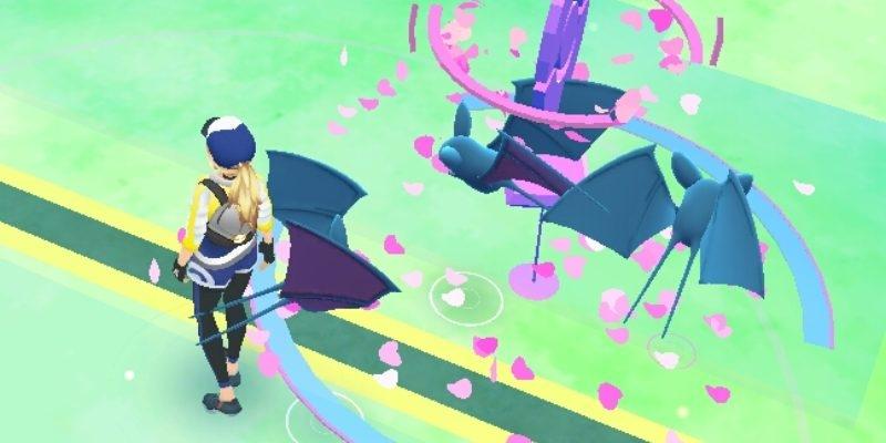 Holen Sie sich exklusive Samsung-Artikel in Pokemon GO
