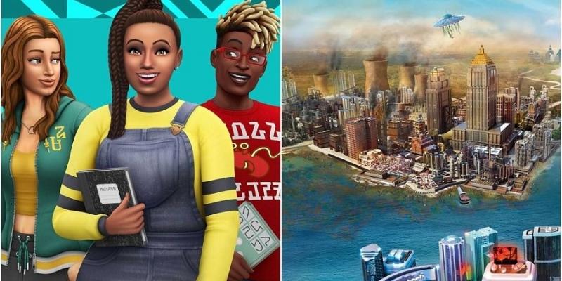 Wird es einen Film von The Sims geben?