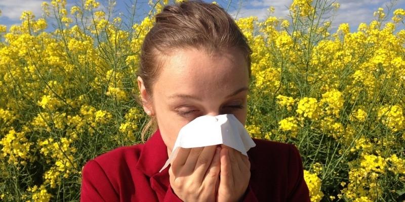 The Weather Channel beugt Allergien vor