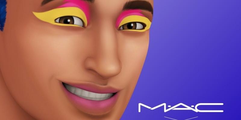 MAC-Kosmetik ergänzt die Sims