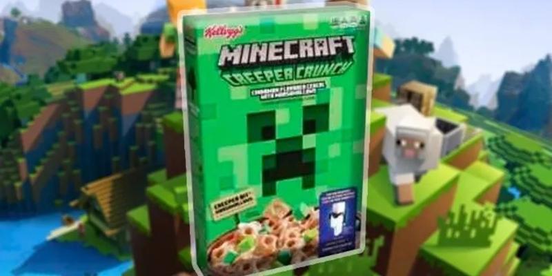Minecraft in Bildung und Essen