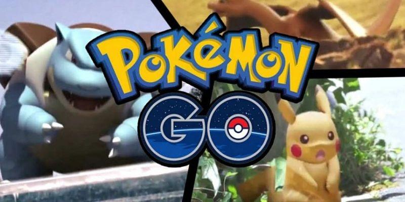Einschlussmaßnahmen von Pokémon GO