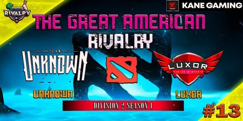 'The Great American Rivalry Division 2' ist zurück
