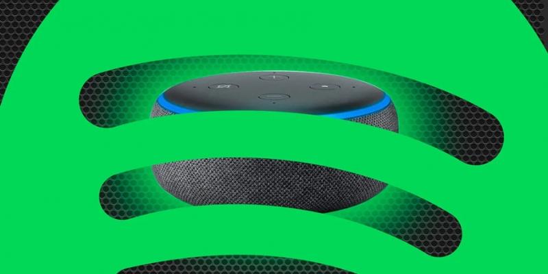 Spotify kommt kostenlos zu Alexa